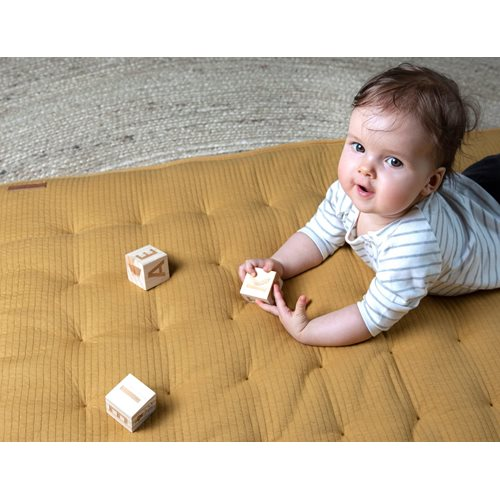 Picture of Playpen mat 80 x 100 Pure Ochre
