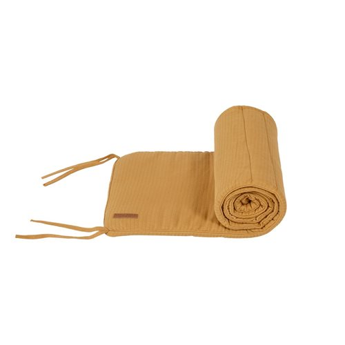 Picture of Cot bumper Pure Ochre