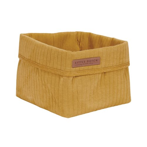 Picture of Storage basket, small Pure Ochre
