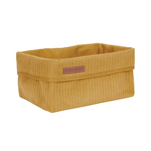 Picture of Storage basket, large Pure Ochre
