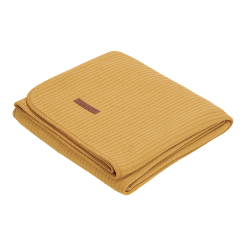 Picture of Cot summer blanket Pure Ochre