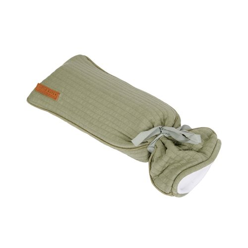 Picture of Hot-water bottle cover Pure Olive