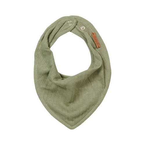 Picture of Bandana bib Pure Olive