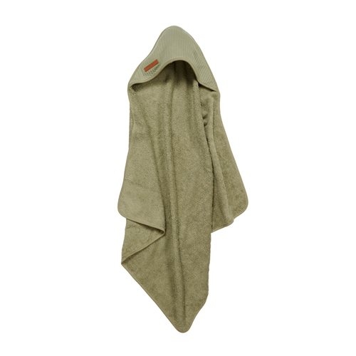 Picture of Hooded towel Pure Olive