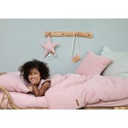 Picture of Cot duvet cover Pure Pink