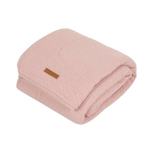 Kinderbettdecke Pure Pink