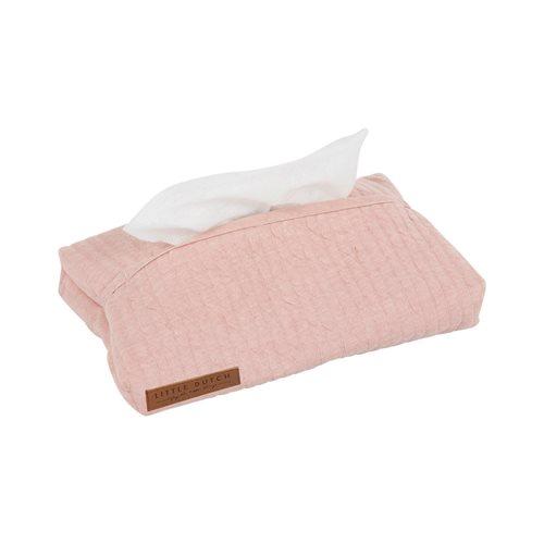 Housse pour lingettes Pure Pink
