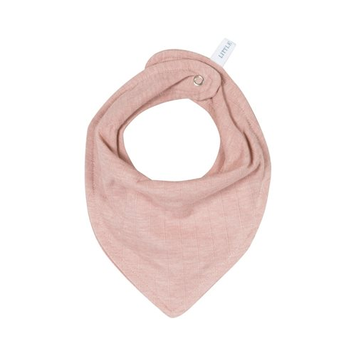Picture of Bandana bib Pure Pink