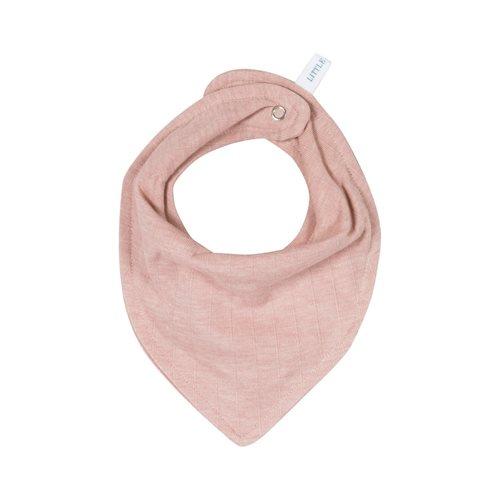 Bavoir bandana Pure Pink