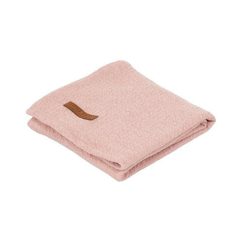 Maxi-lange swaddle 120 x 120 Pure Pink
