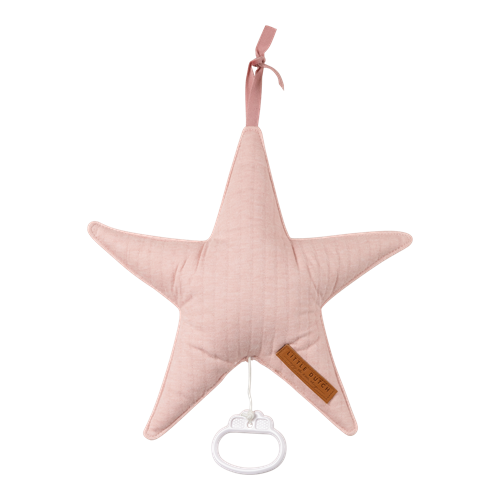 Picture of Star-shaped music box Pure Pink