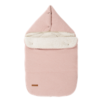 Picture of Car seat 0+ footmuff Pure Pink