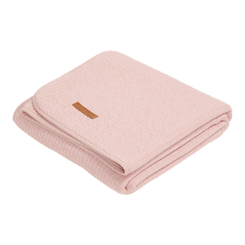 Picture of Cot summer blanket Pure Pink