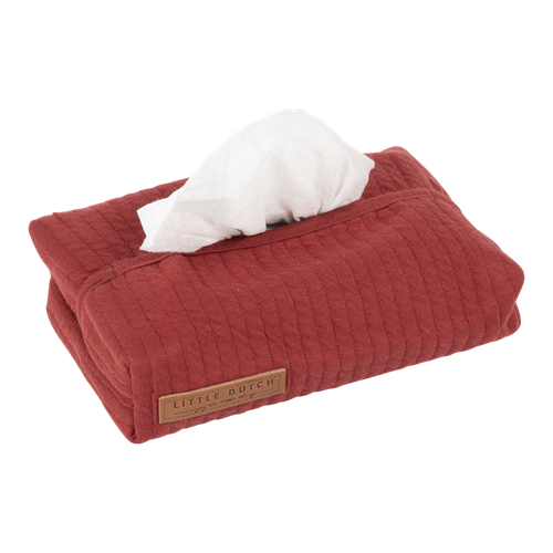 Housse pour lingettes Pure Indian Red