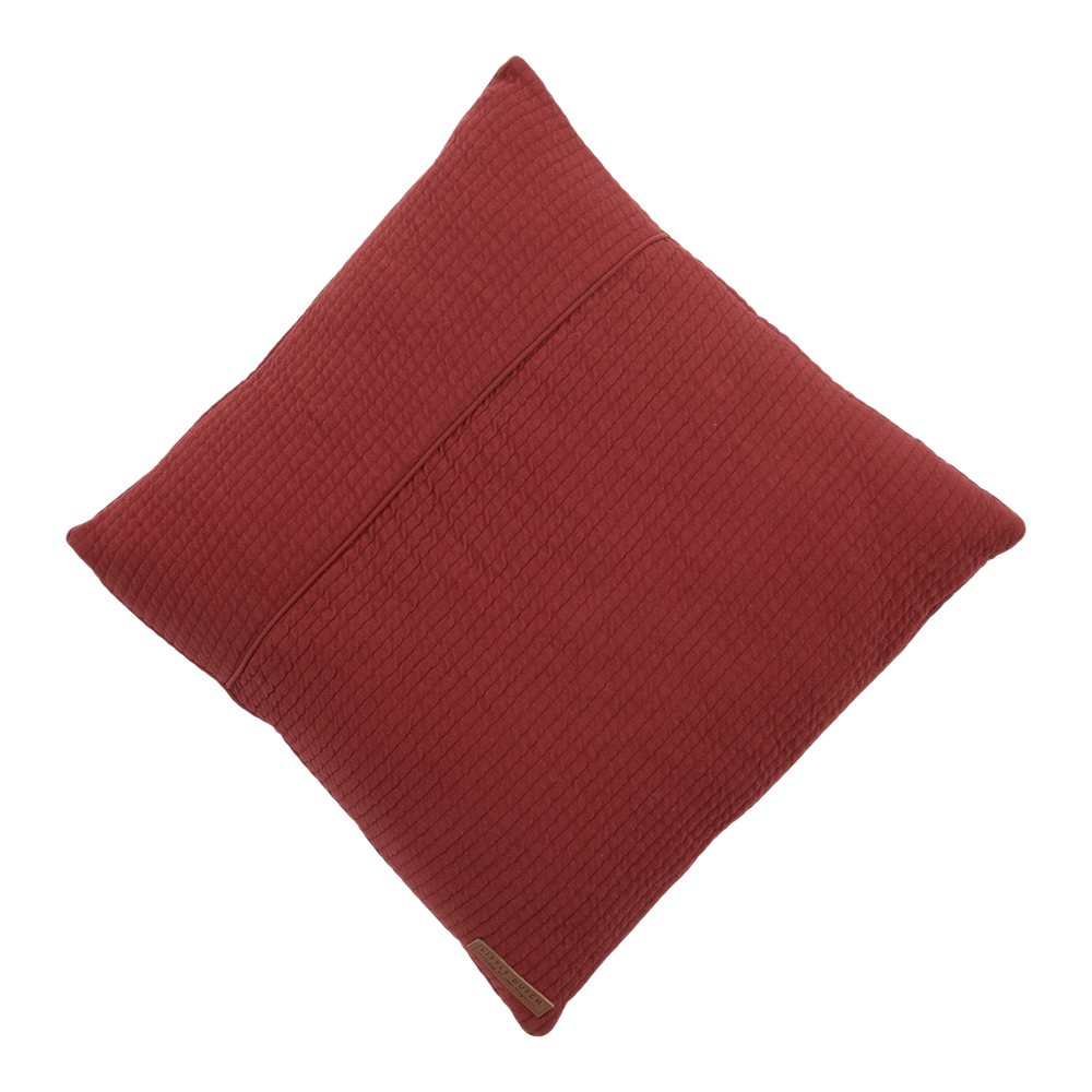 Picture of Cushion Pure Indian Red