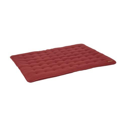 Afbeelding van Boxkleed 80 x 100 Pure Indian Red