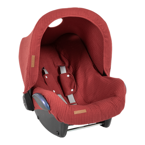 Picture of Car seat 0+ sun canopy Pure Indian Red