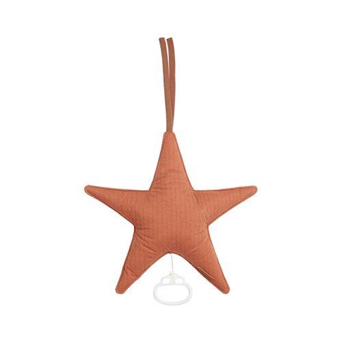 Spieluhr Stern Pure Rust