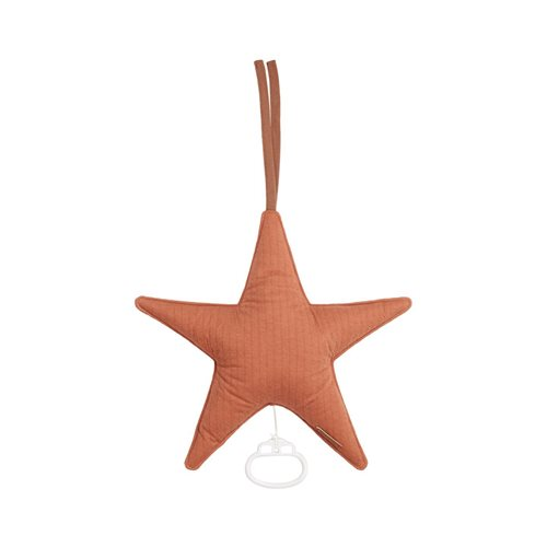 Picture of Star-shaped music box Pure Rust