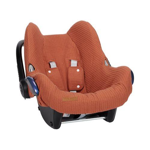 Housse de protection pour siège-auto 0+ Pure Rust