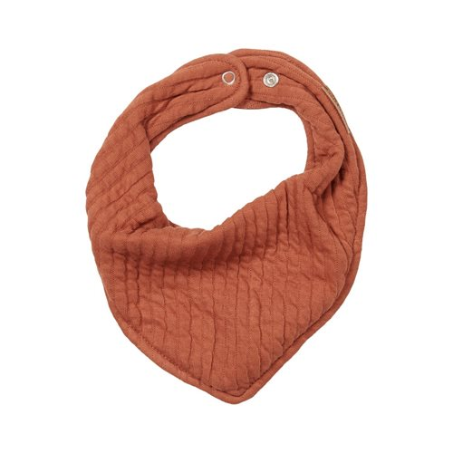 Bavoir bandana Pure Rust