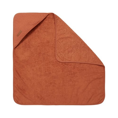 Picture of Hooded towel Pure Rust