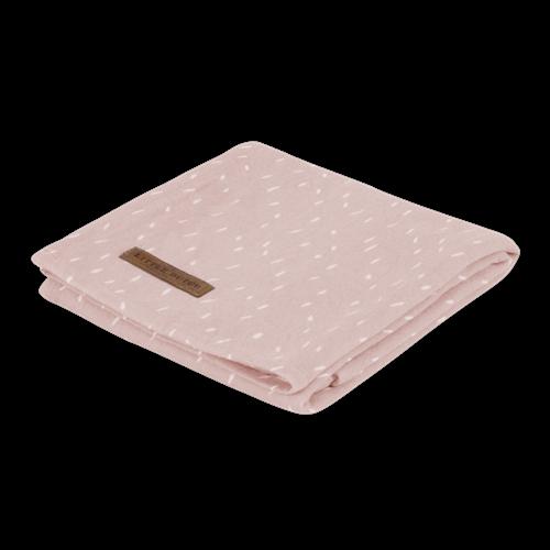 Maxi-lange swaddle 120 x 120 Pink Sprinkles