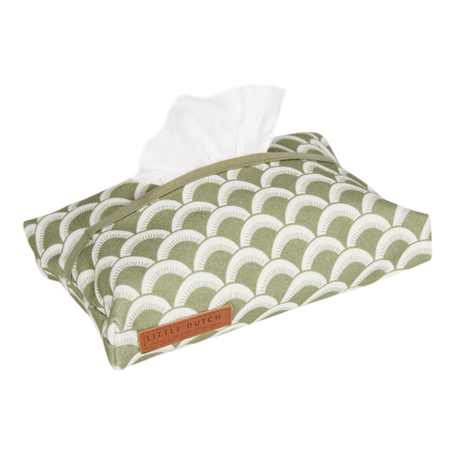 Picture of Baby wipes cover Sunrise Olive