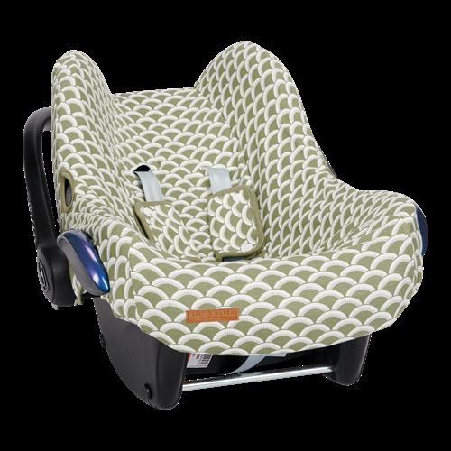 Housse de protection pour siège-auto 0+ Sunrise Olive