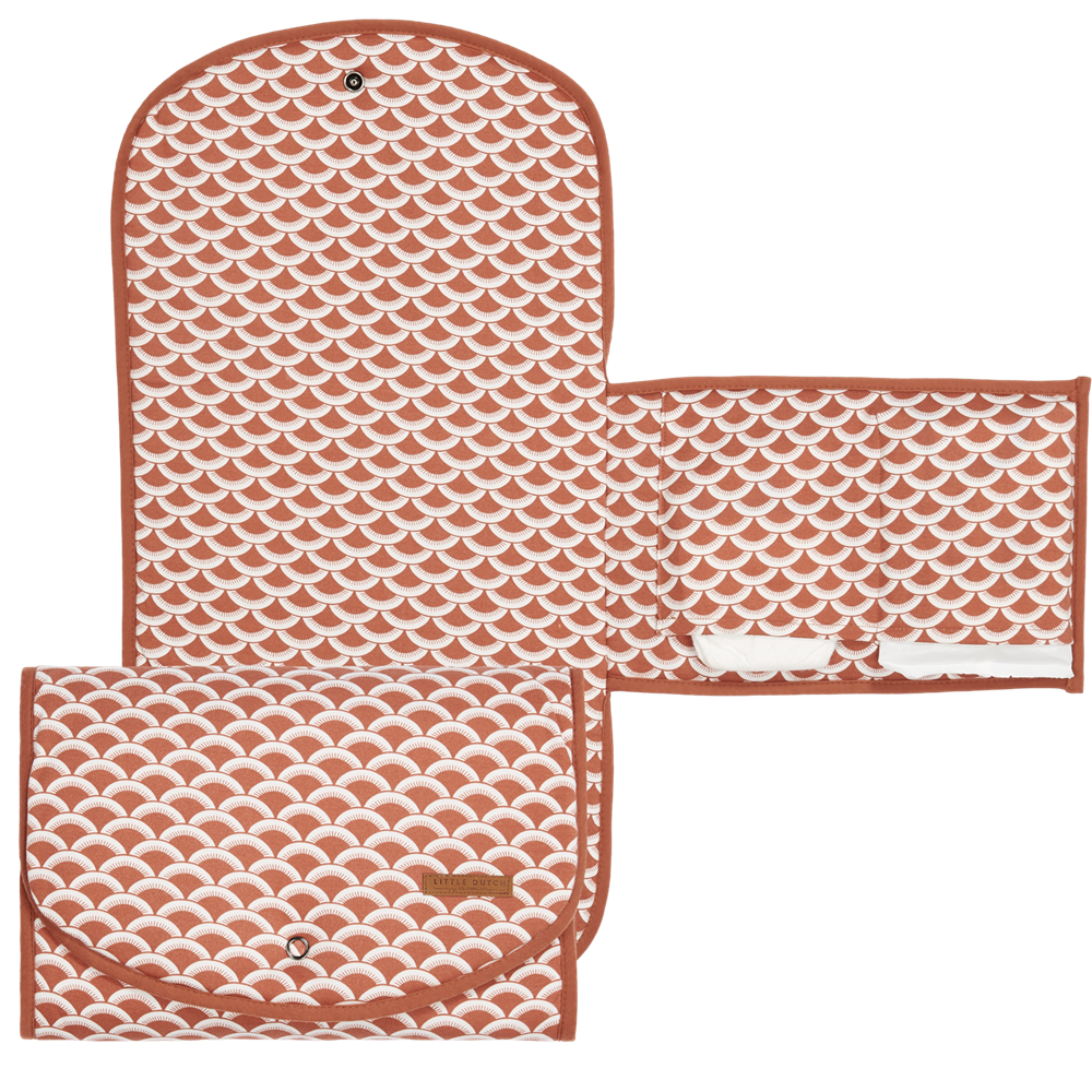 Picture of Changing pad comfort Sunrise Rust