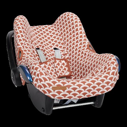 Afbeelding van Hoes autostoeltje 0+ Sunrise Rust