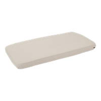 Picture of Fitted cot sheet Beige Waves