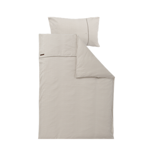 Picture of Single duvet cover Beige Waves