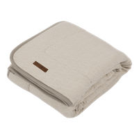 Picture of Bassinet blanket Pure & soft Beige Waves