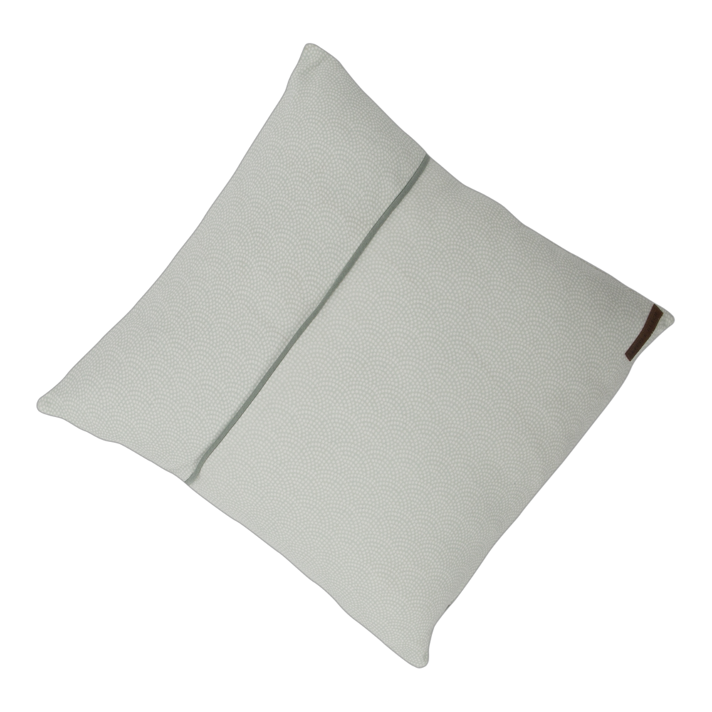 Picture of Cushion Mint Waves
