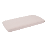 Picture of Fitted cot sheet Pink Waves