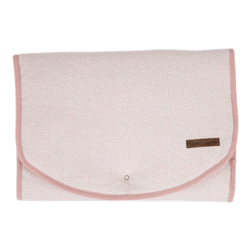 Picture of Changing pad comfort Pink Waves