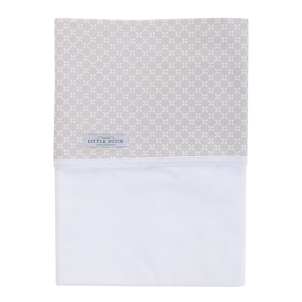 Picture of Cot sheet - Sweet Beige