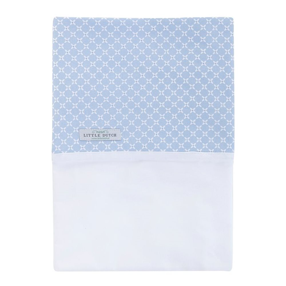 Picture of Cot sheet - Sweet Blue