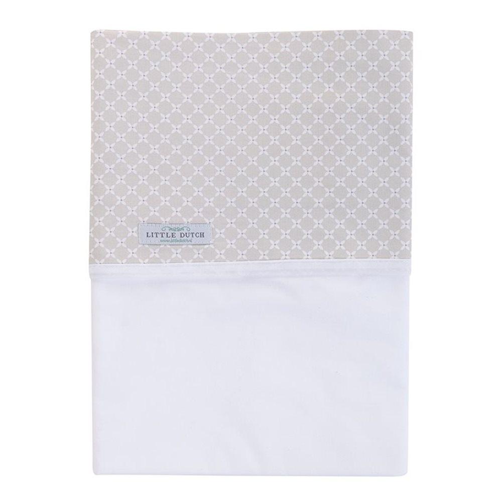 Picture of Bassinet sheet - Sweet Beige