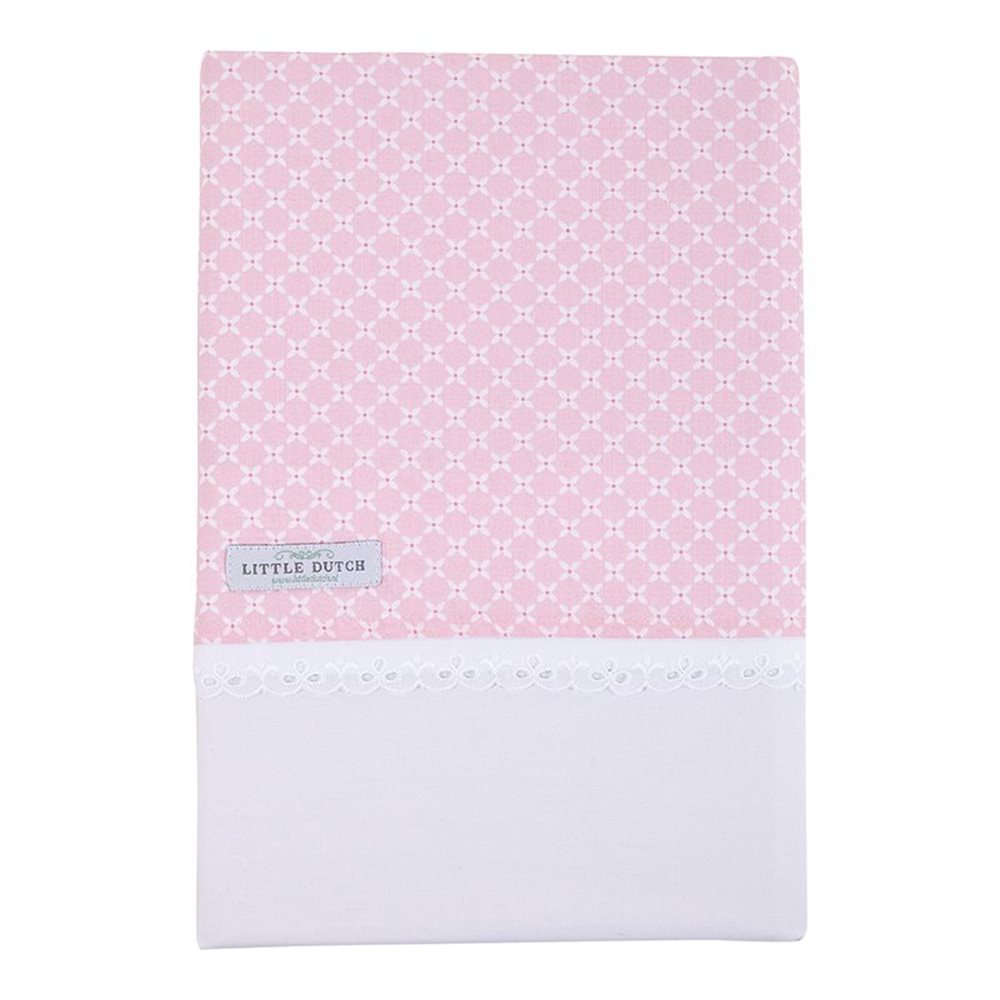 Picture of Bassinet sheet Sweet Pink