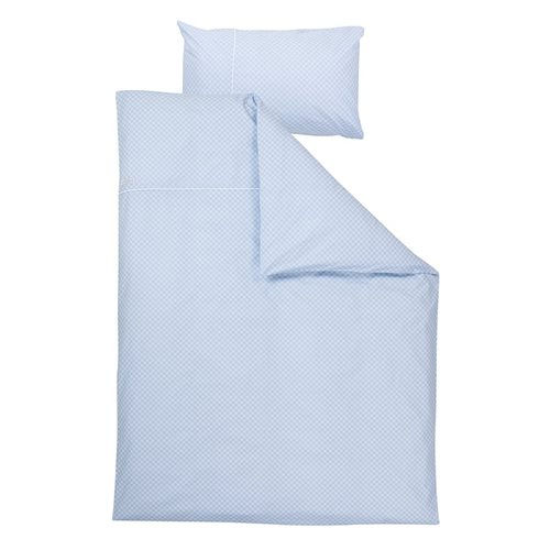 Housse de couette lit bébé Sweet Blue