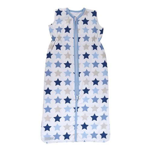 Picture of Summer sleeping bag - Mixed Stars Blue