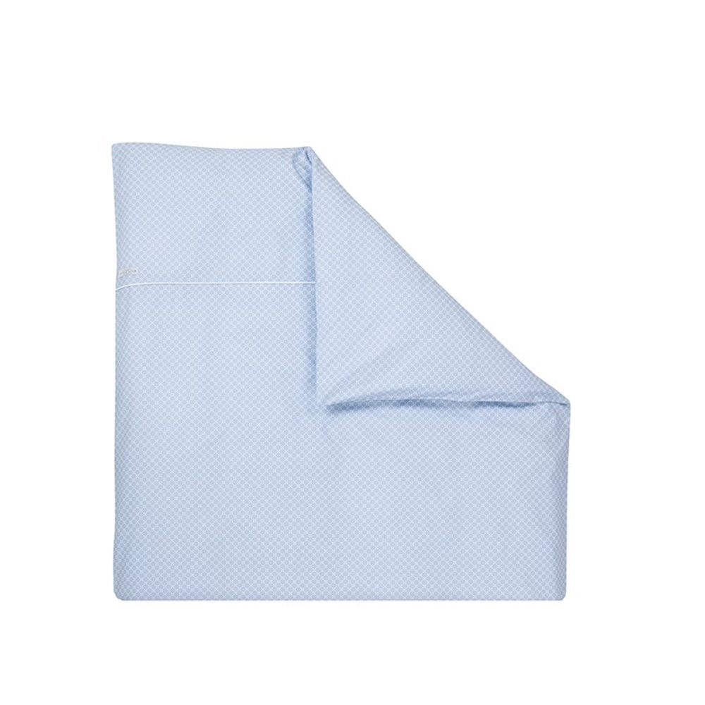 Picture of Bassinet blanket cover - Sweet Blue