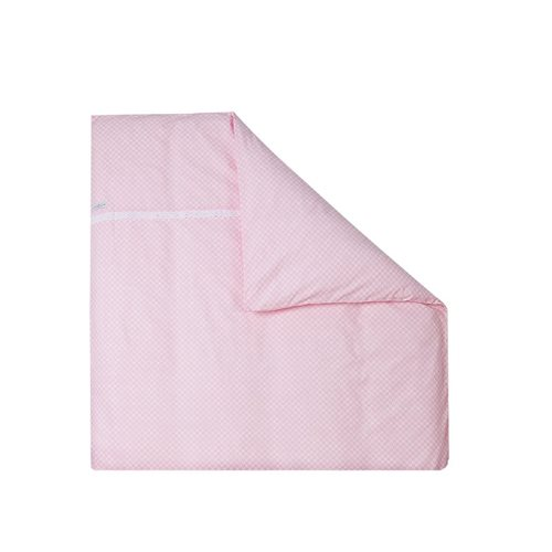 Picture of Bassinet blanket cover - Sweet Pink