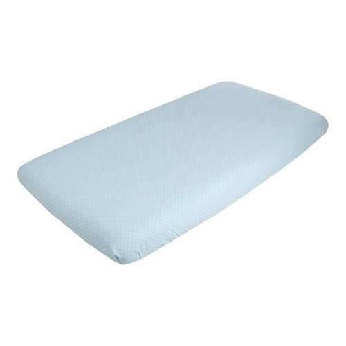 Picture of Fitted cot sheet Sweet Mint