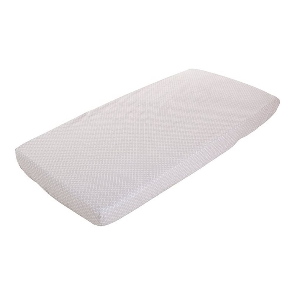 Picture of Fitted cot sheet - Sweet Beige