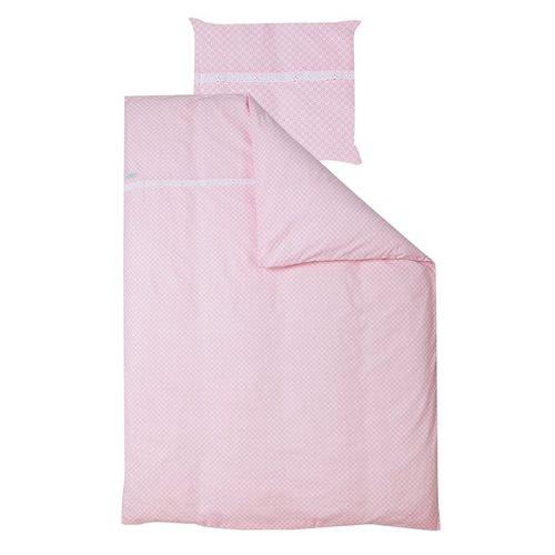 Einzelbettbezug Deutschland Sweet Pink