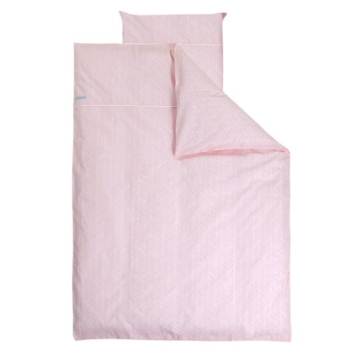 Picture of Single duvet cover DE - Peach Leaves