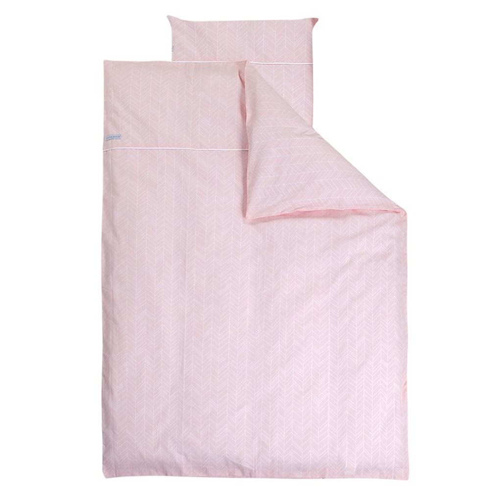 Picture of Single duvet cover Germany Peach Leaves